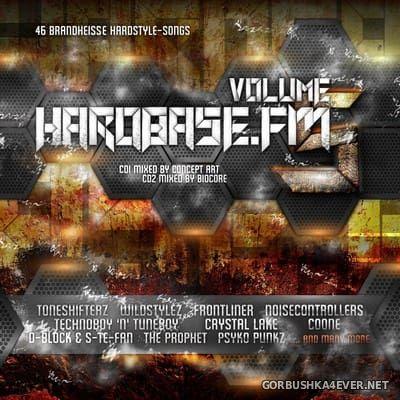HardBase.FM vol 5 [2014] / 2xCD