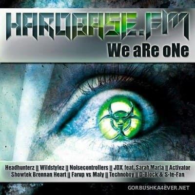 HardBase.FM vol 1 [2010] / 2xCD
