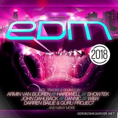 EDM 2018 [2017] / 2xCD