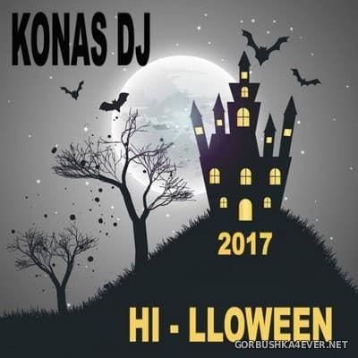 Konas DJ - Hi - Lloween 2017