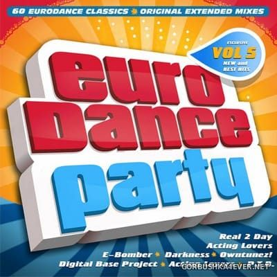 Euro Dance Party vol 5 [2017]