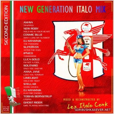 New Generation Italo Mix 2 [2017] by Italo Cork