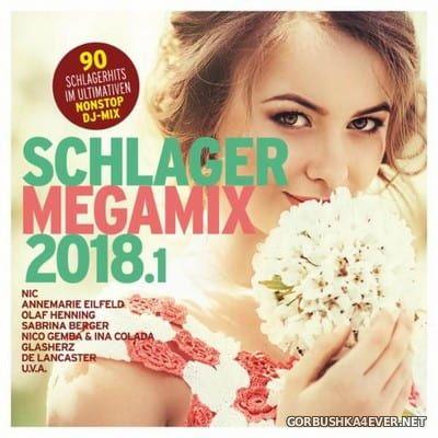Schlager Megamix 2018.1 [2017]