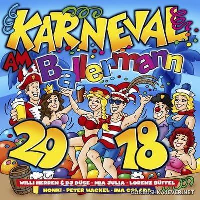 Karneval am Ballermann 2018 [2017]