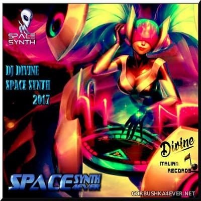 DJ Divine - SpaceSynth Mix 2017
