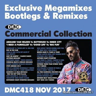 DMC Commercial Collection vol 418 [2017] November / 2xCD