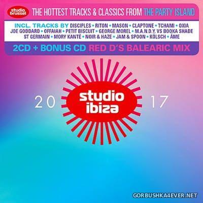 Studio Ibiza 2017 [2017] / 3xCD