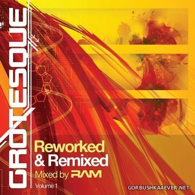 Grotesque - Reworked & Remixed vol 1 [2017] / 2xCD / Mixed by RAM