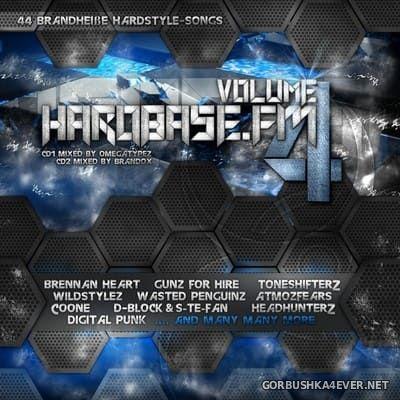 HardBase.FM vol 4 [2014] / 2xCD