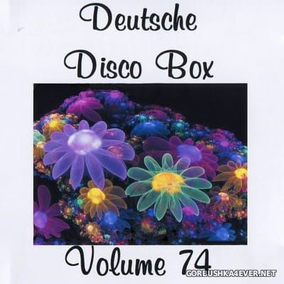 Deutsche Disco Box vol 74 [2017] / 2xCD