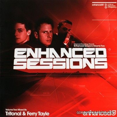 Enhanced Sessions vol 2 [2010] / 2xCD / Mixed by Tritonal & Ferry Tale