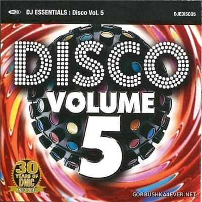 [DMC] DJ Essentials Disco vol 5