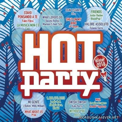 Hot Party Winter 2018 [2017] / 2xCD