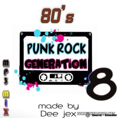 Punk 80s Mix 8 by Dee Jex
