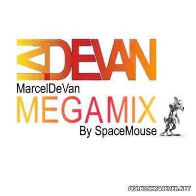 DJ SpaceMouse - Marcel De Van The Synth Dance Megamix [2017]