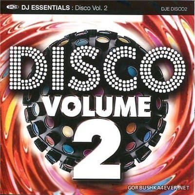 [DMC] DJ Essentials Disco vol 2