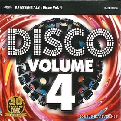 [DMC] DJ Essentials Disco vol 4