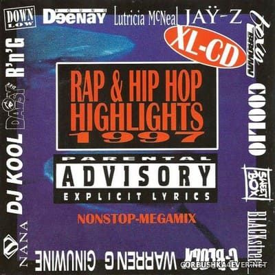 [ReCycle Records] Rap & Hip Hop Highlights 1997 [1998]
