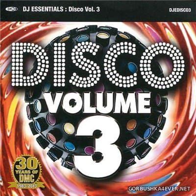 [DMC] DJ Essentials Disco vol 3