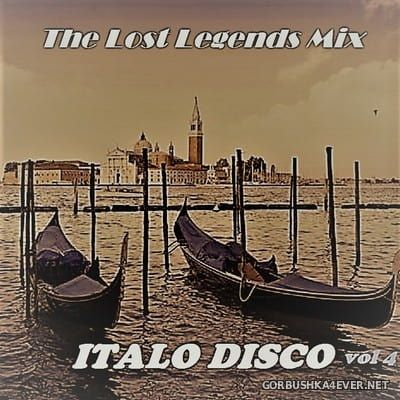 Italo Disco - The Lost Legends Mix vol 4 [2017] by Only Mix