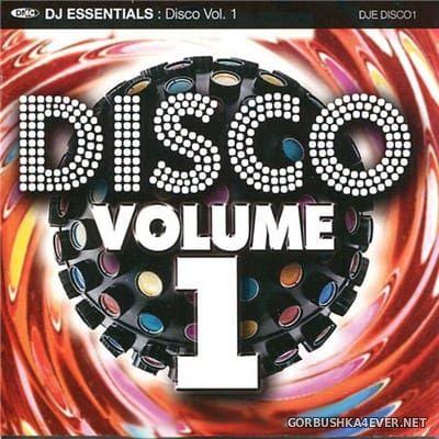 [DMC] DJ Essentials Disco vol 1