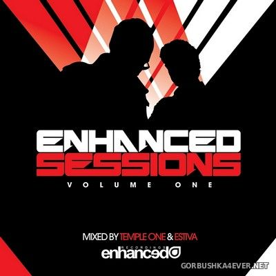 Enhanced Sessions vol 1 [2009] / 2xCD / Mixed by Estiva & Temple One