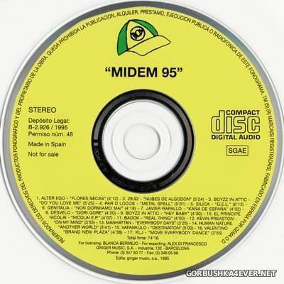 [Boy Records] Midem 95