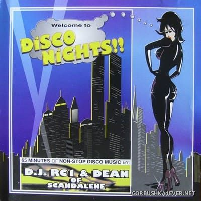 [Groove Daddy Records] Welcome To Disco Nights [1995] by DJ RC1 & Dean Of Scandalene