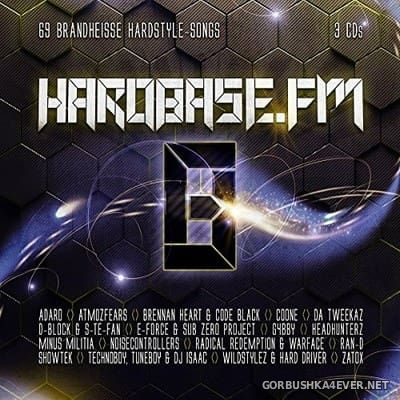 HardBase.FM vol 8 [2017] / 3xCD
