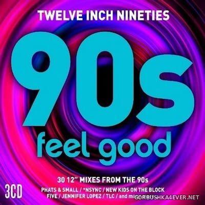 [Twelve Inch Nineties] Feel Good [2017] / 3xCD