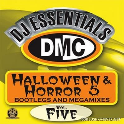 [DMC] Halloween & Horror vol 5 [2012] Bootlegs & Megamixes
