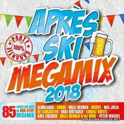 Apres Ski Megamix 2018 [2017] / 2xCD / Mixed by DJ Deep