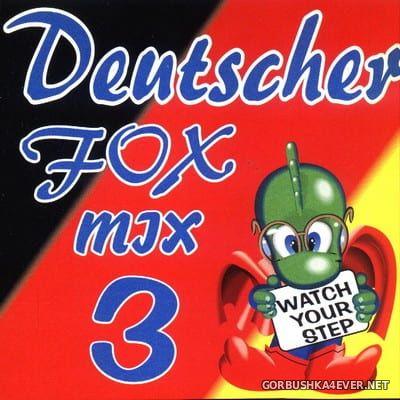 [Fox Records] Deutscher Fox-Mix 3 [1996]