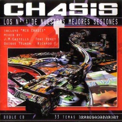 [Vale Music] Chasis - Los Nº1 De Nuestras Mejores Sesiones [1998] / 2xCD