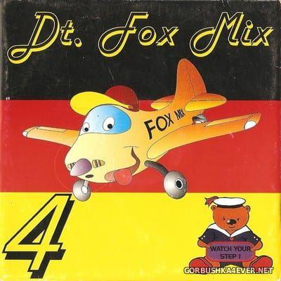 [Fox Records] Deutscher Fox-Mix 4 [1996]