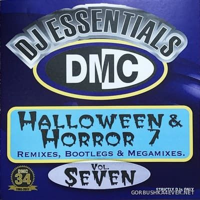 [DMC] Halloween & Horror vol 7 [2017] Remixes, Bootlegs & Megamixes