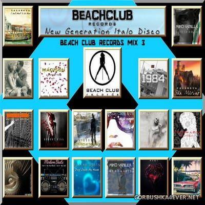 DJ Divine - Beach Club Records Mix 3 [2017]