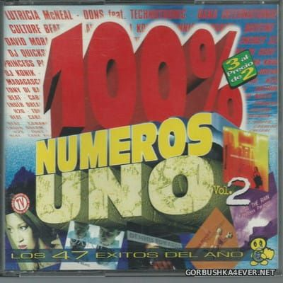 [Bit Music] 100% Numeros Uno vol 2 [1998] / 3xCD