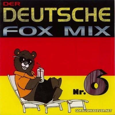 [Fox Records] Deutscher Fox-Mix 6 [1997]