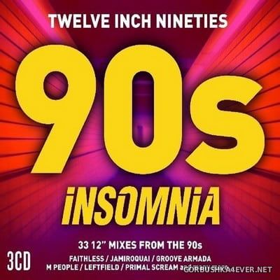[Twelve Inch Nineties] Insomnia [2017] / 3xCD