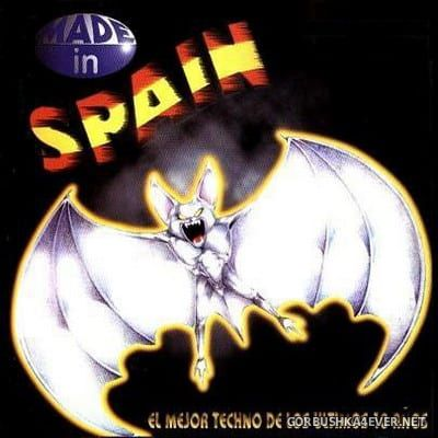 [Contrasena Records] Made In Spain [1997] / 2xCD