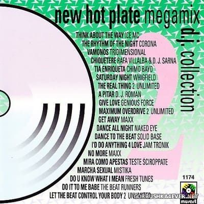 [Musart] New Hot Plate Megamix - D.J. Collection 2 [1994]