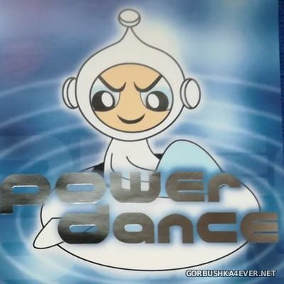 [EQ Music] Power Dance [2001] / 2xCD