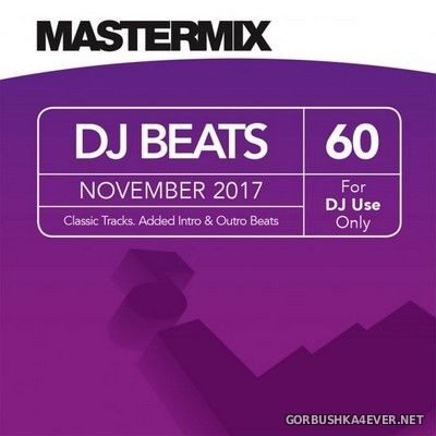 [Mastermix] DJ Beats vol 60 [2017]