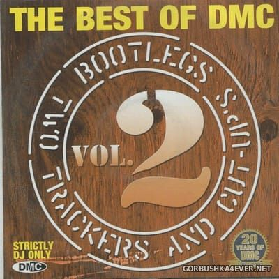 [DMC] Best of Bootlegs ''Cut Ups & Two Trackers'' 02