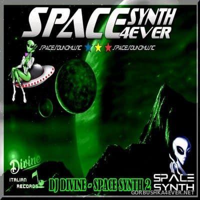 DJ Divine - SpaceSynth Mix 2 [2017]