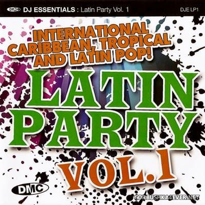 [DMC] DJ Essentials - Latin Party vol 1 [2014]
