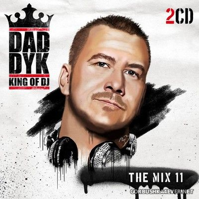 The Mix 11 [2017] / 2xCD / Mixed by Daddy K