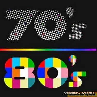 70s To 80s Megamix [2017] Mixed by G.F.K