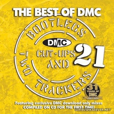 [DMC] Best of Bootlegs ''Cut Ups & Two Trackers'' 21